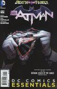 DC Comics Essentials Batman Death of the Family Vol 1 1