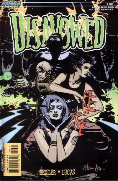 Disavowed Vol 1 6