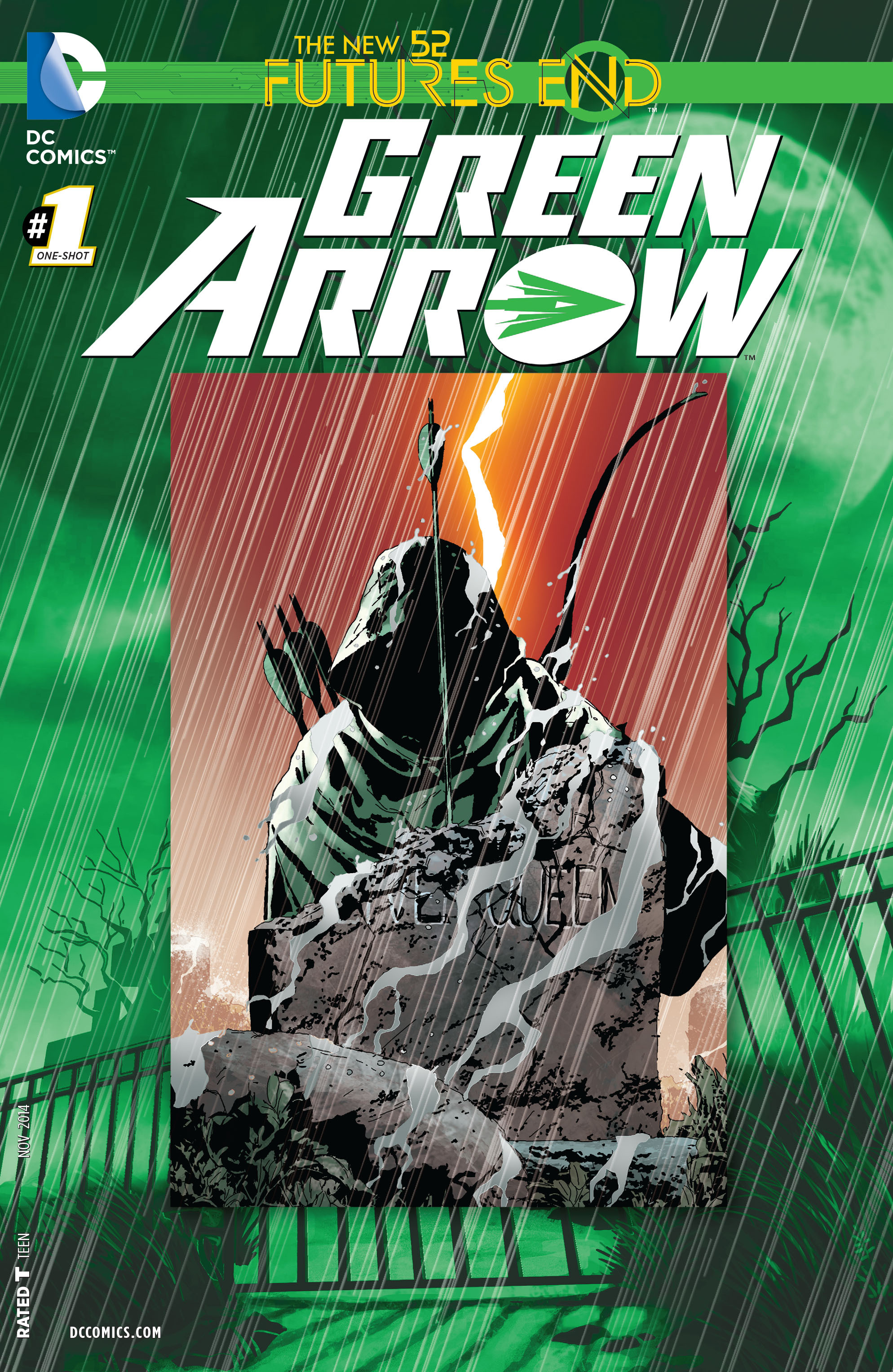 Green Arrow: Futures End Vol 1 1
