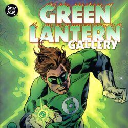 Green Lantern Gallery Vol 1 1