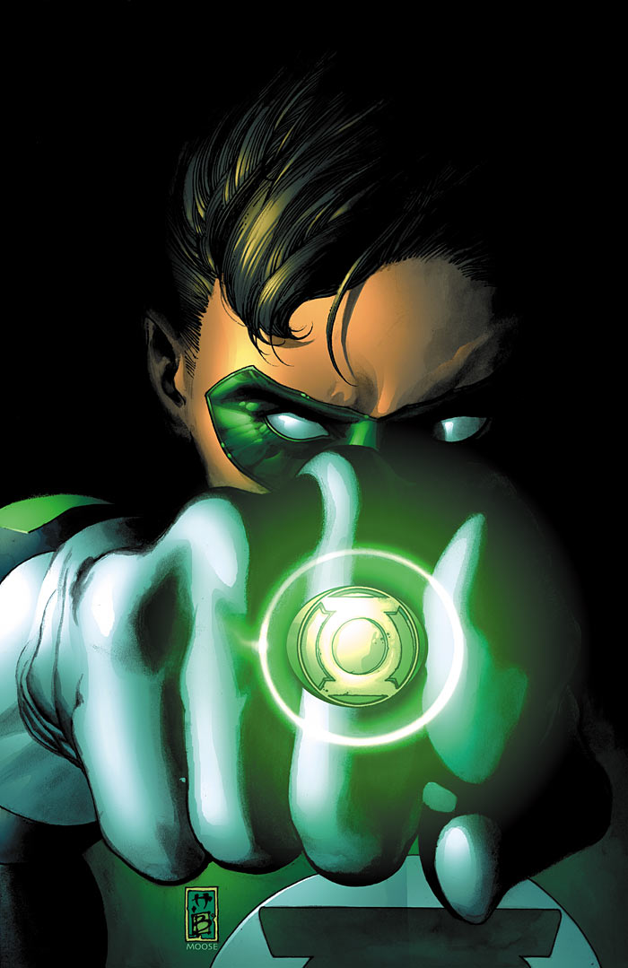 Green Lantern: Revenge of the Green Lanterns (Collected)
