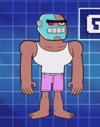 Grobyc (Teen Titans TV Series)