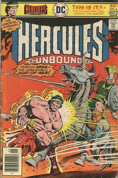 Hercules Unbound Vol 1 6