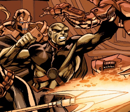 J'onn J'onzz (Futures End)