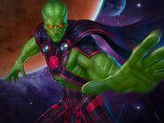 J'onn J'onzz DC Legends 0001