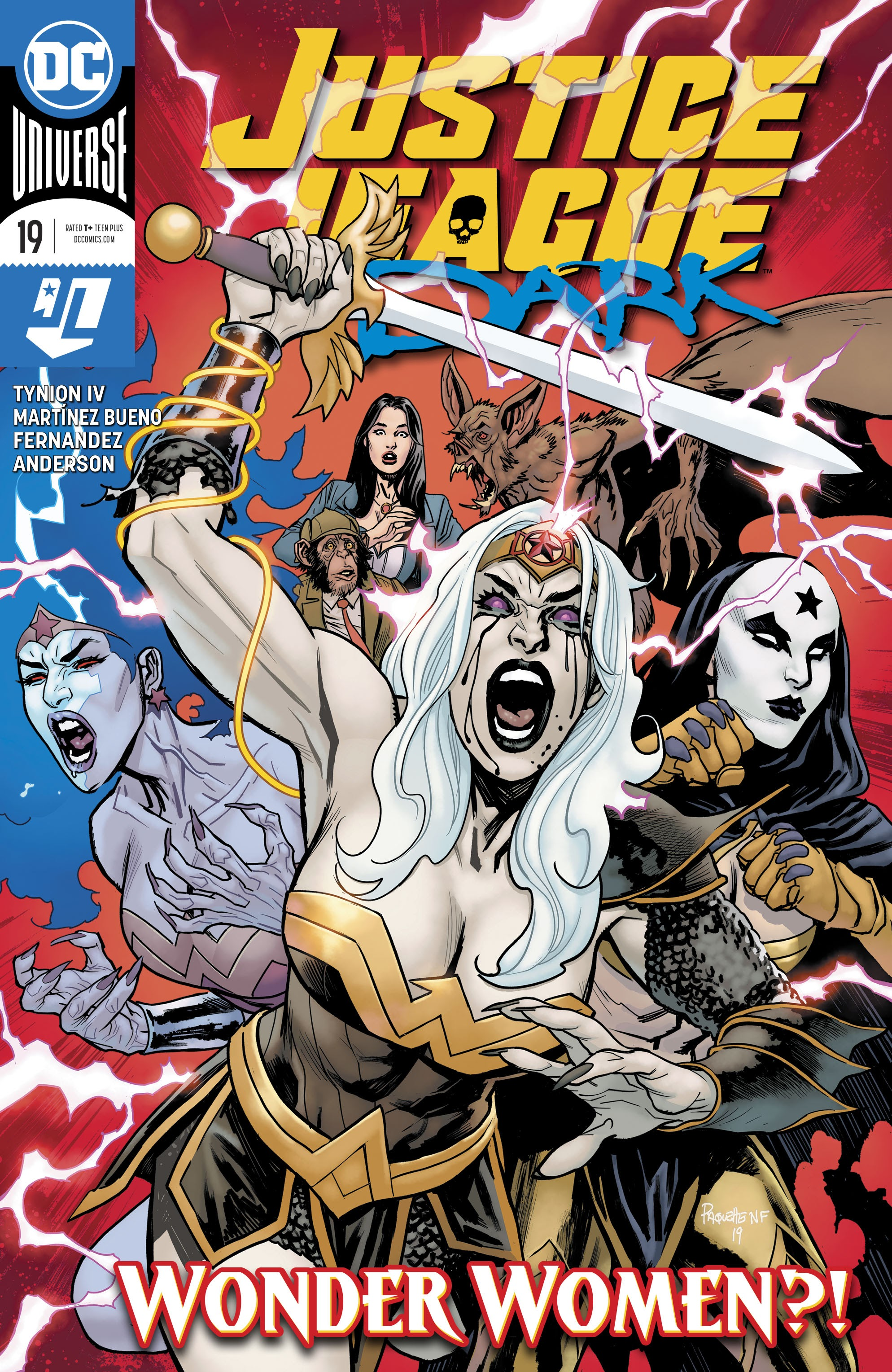 Justice League Dark Vol 2 19