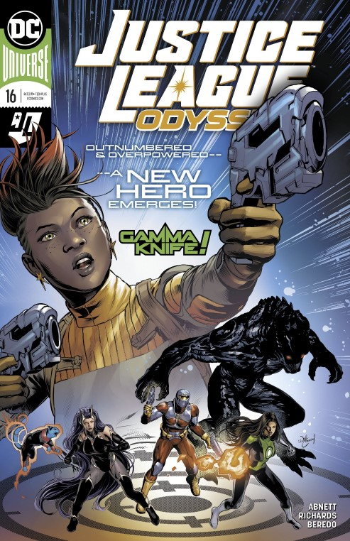Justice League Odyssey Vol 1 16