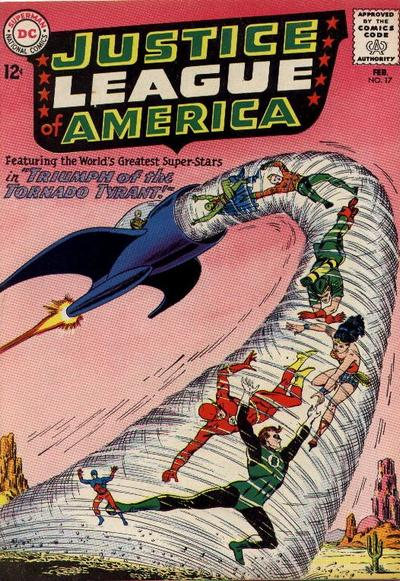 Justice League of America Vol 1 17
