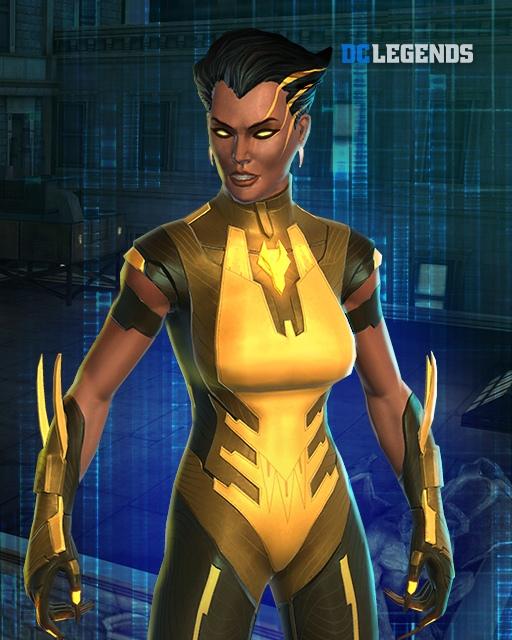 Mari McCabe (DC Legends)