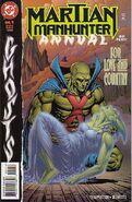Martian Manhunter v.2 Annual 1