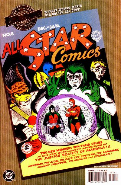 Millennium Edition: All-Star Comics Vol 1 8