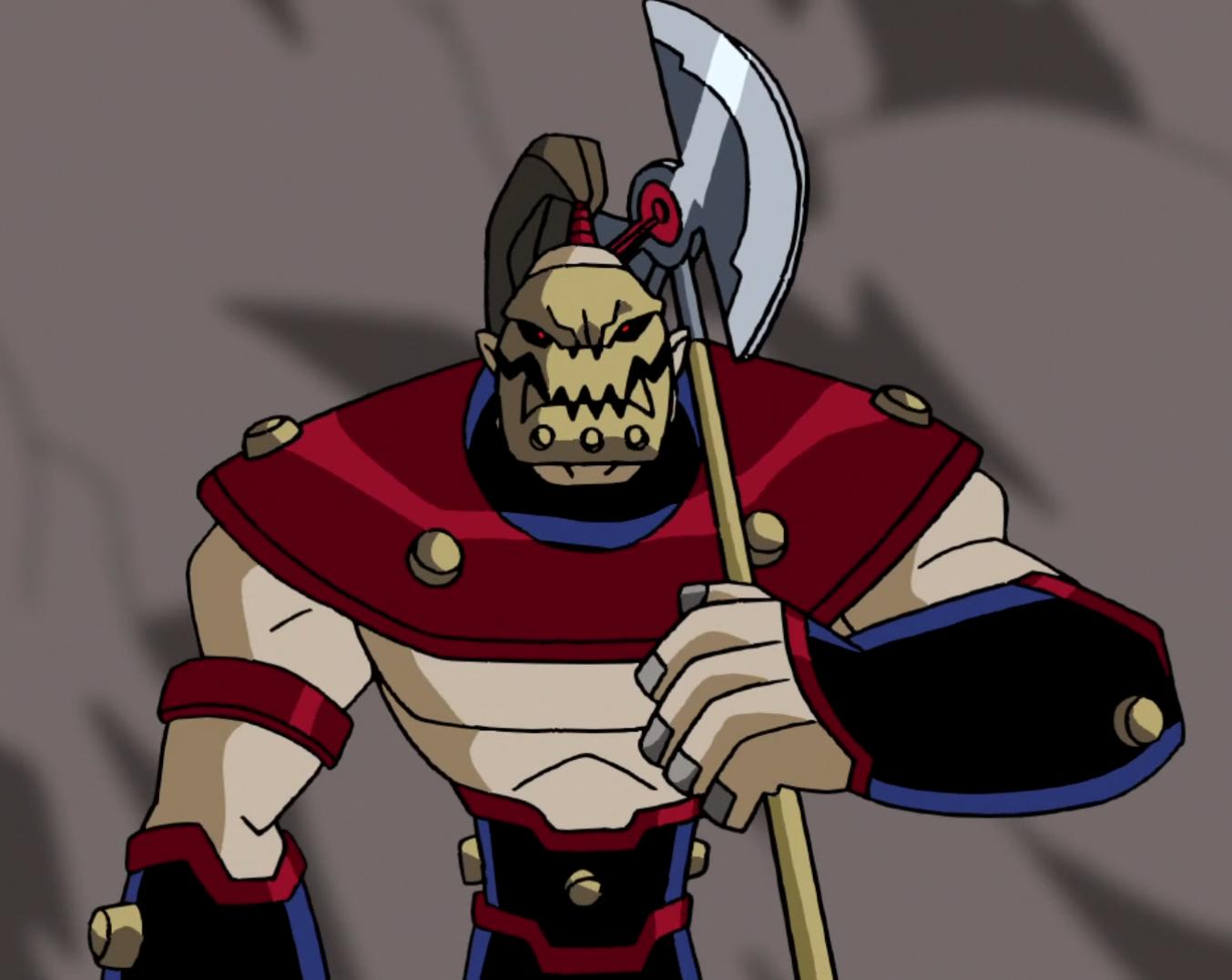 Persuader (Legion of Super-Heroes TV Series)