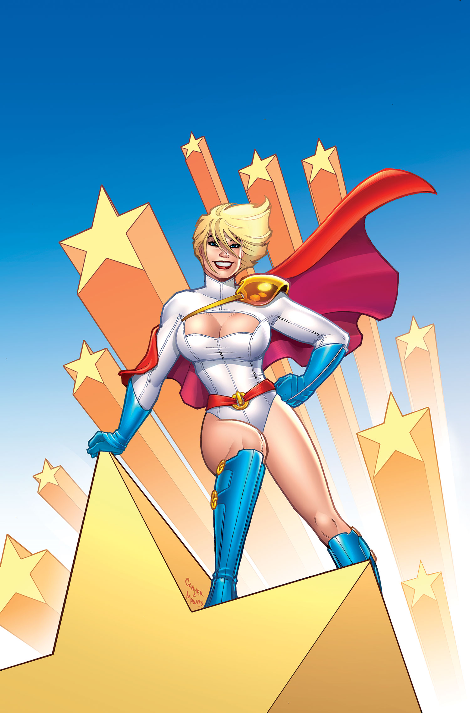 Power Girl: A New Beginning (Collected)