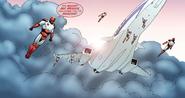 Rocket Red Brigade (Smallville) 001