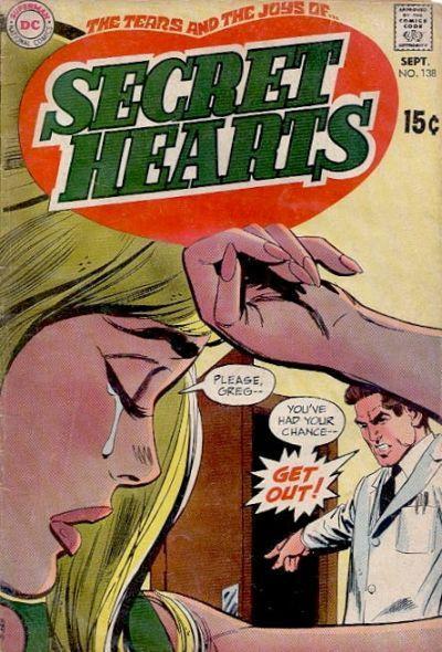 Secret Hearts Vol 1 138