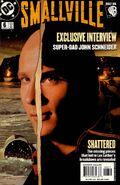 Smallville Vol 1 6 Cover