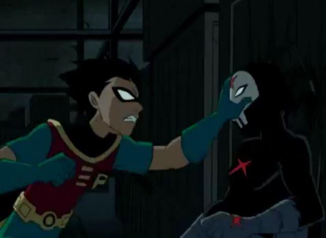 Teen Titans (TV Series) Episode: X