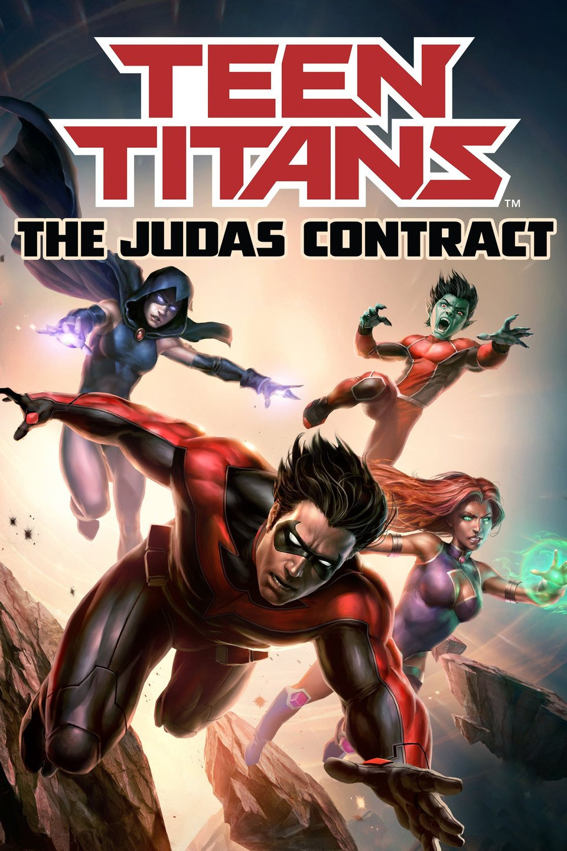 Teen Titans: The Judas Contract (Movie)