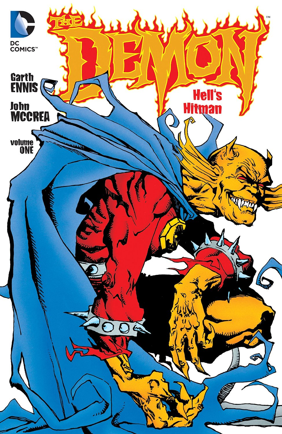 The Demon: Hell's Hitman (Collected)