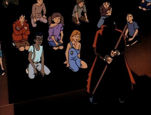 Batman (1992 TV Series) Episode: The Underdwellers