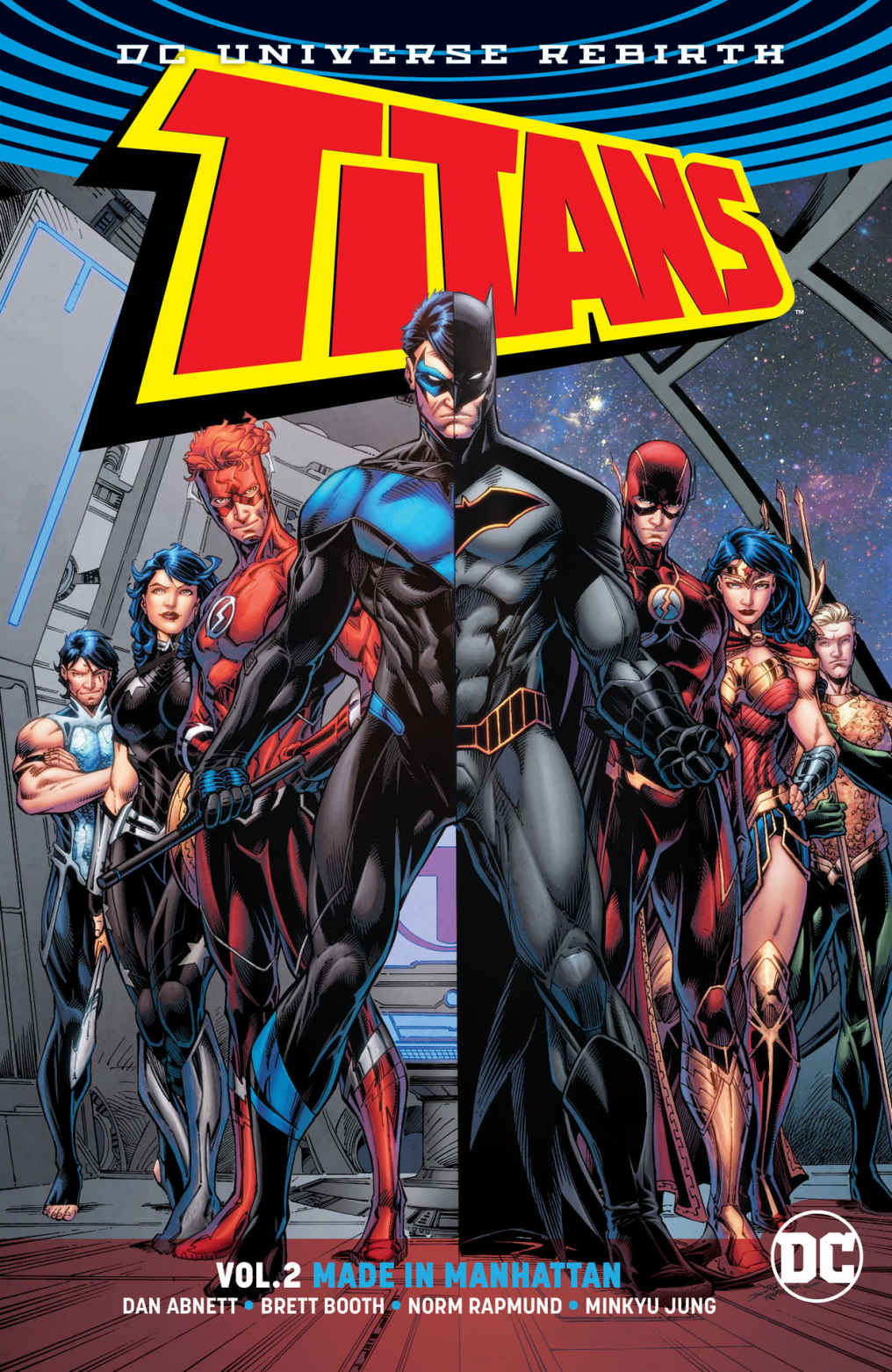 Titans: Made in Manhattan (Collected)