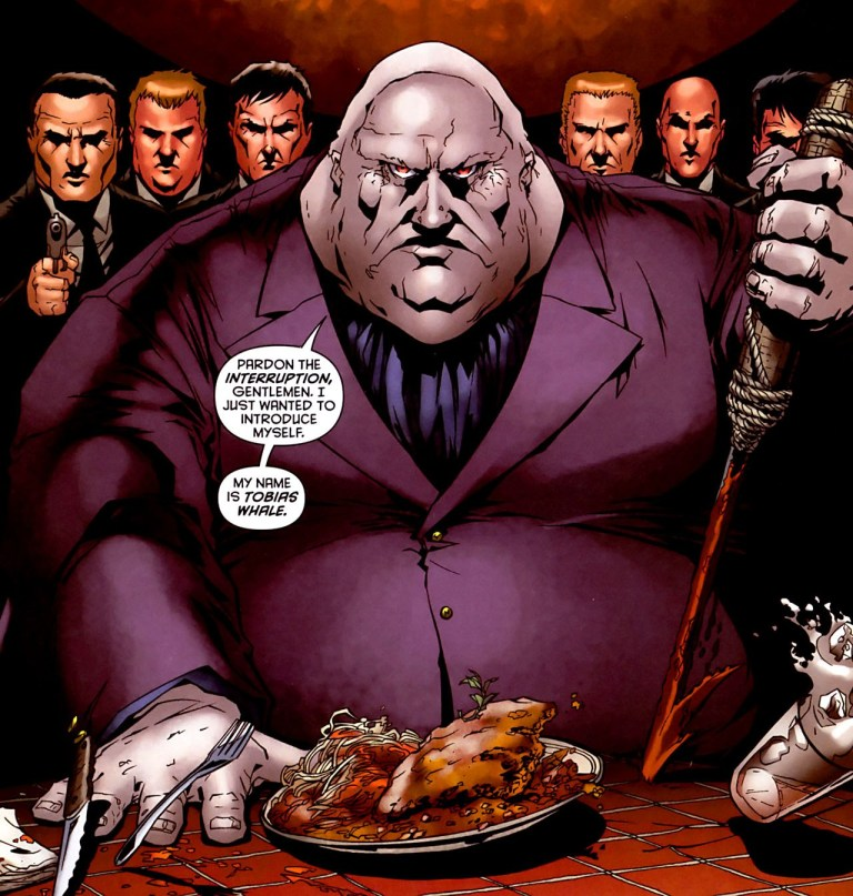 Tobias Whale (New Earth)