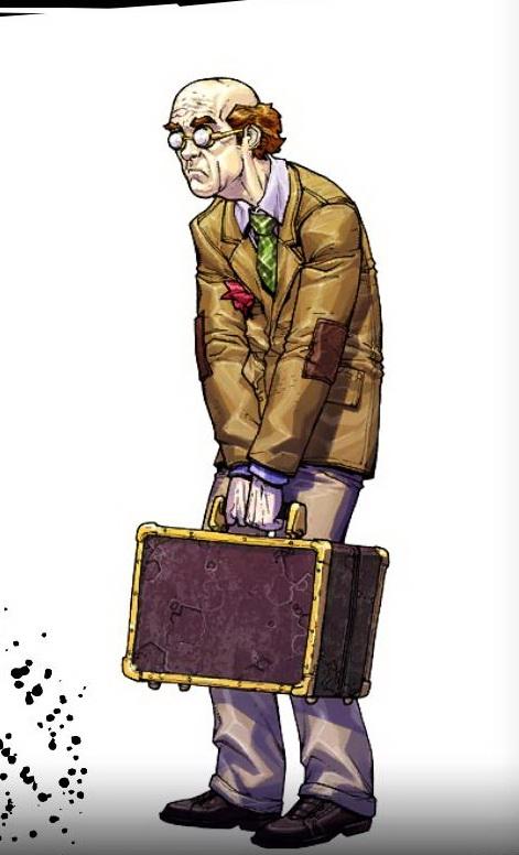 Arnold Wesker (Arkhamverse)