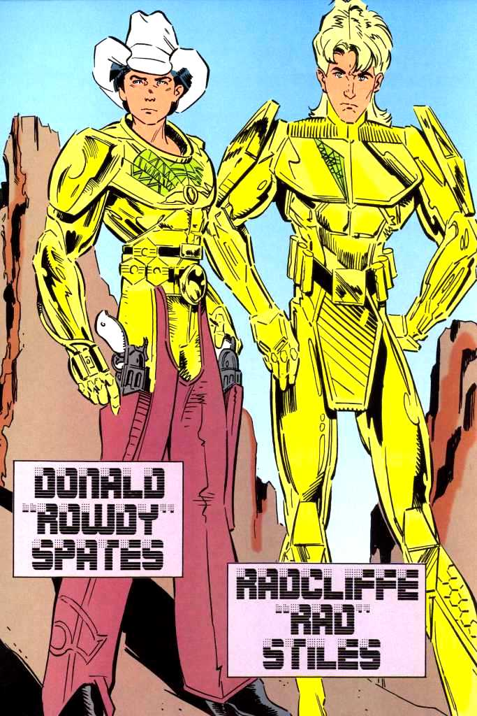 Donald Spates (Impact)