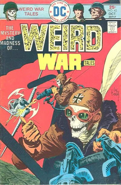 Weird War Tales Vol 1 42