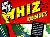 Whiz Comics Vol 1 23