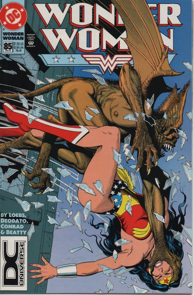 Wonder Woman Vol 2 85