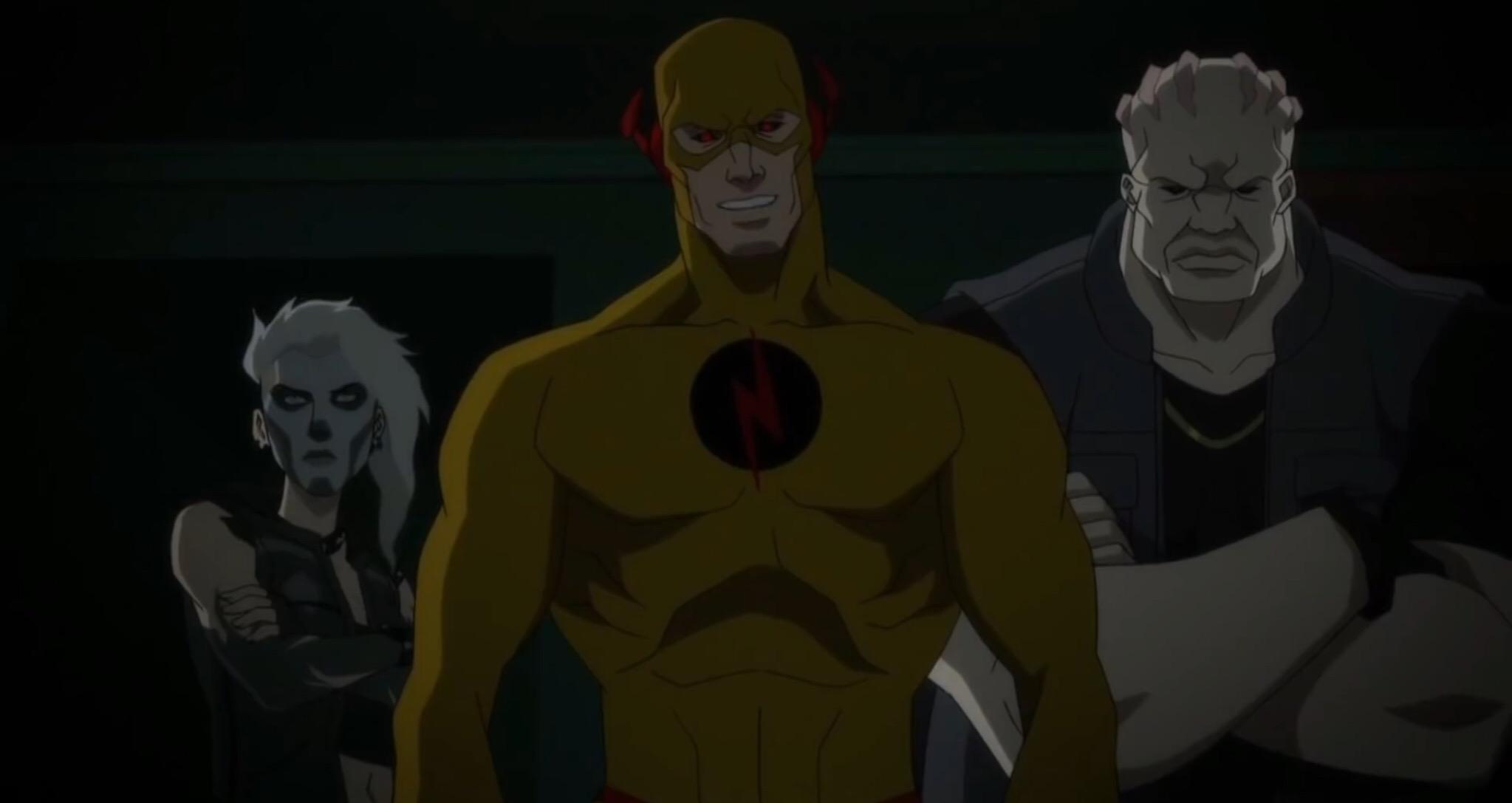 Acolytes of Zoom (DC Animated Movie Universe)