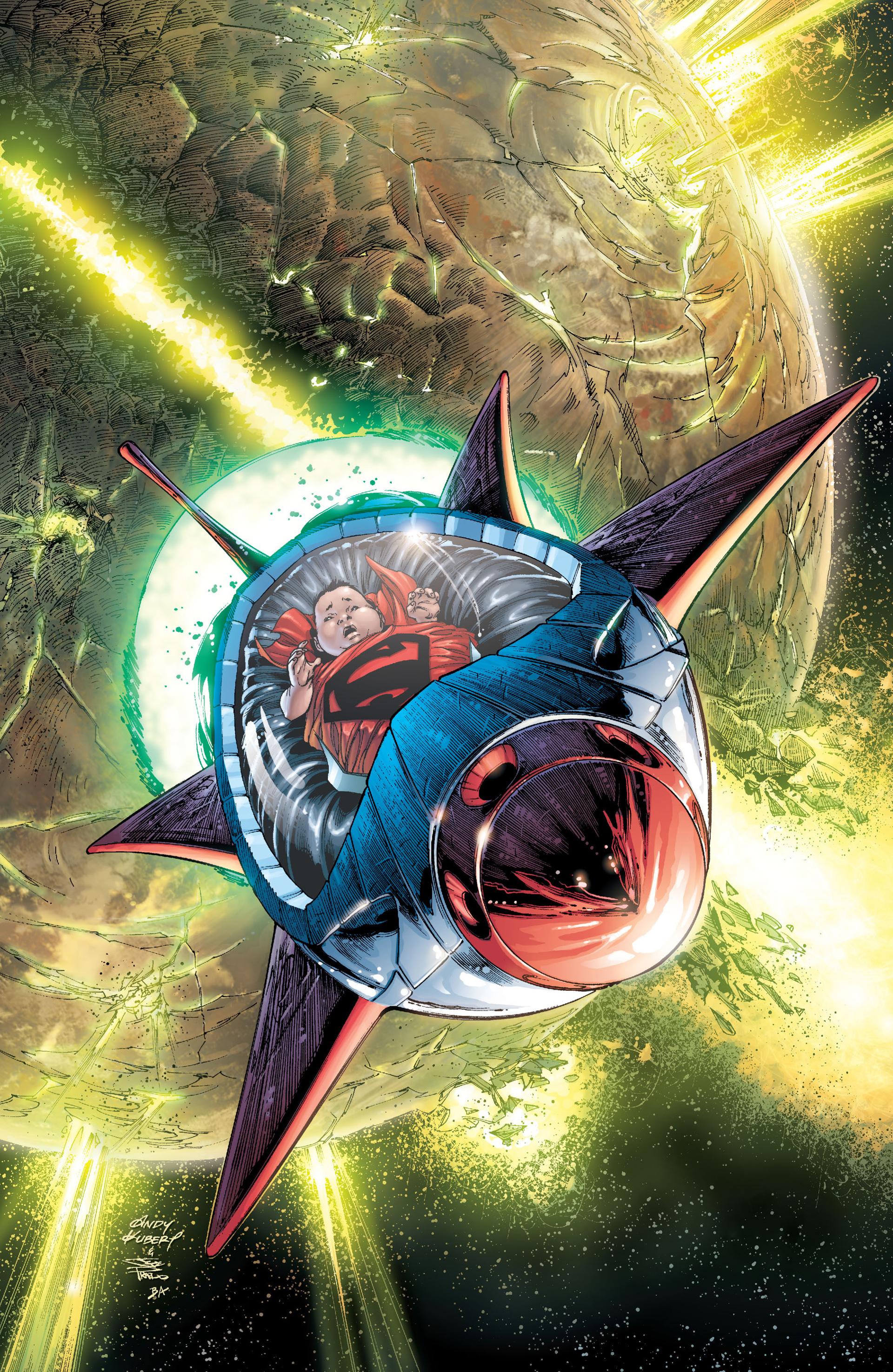 Kryptonian Rocket