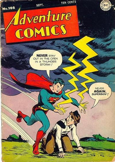 Adventure Comics Vol 1 108