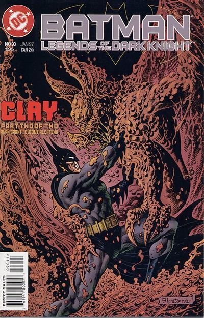 Batman: Legends of the Dark Knight Vol 1 90
