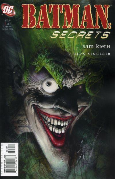Batman: Secrets Vol 1 3