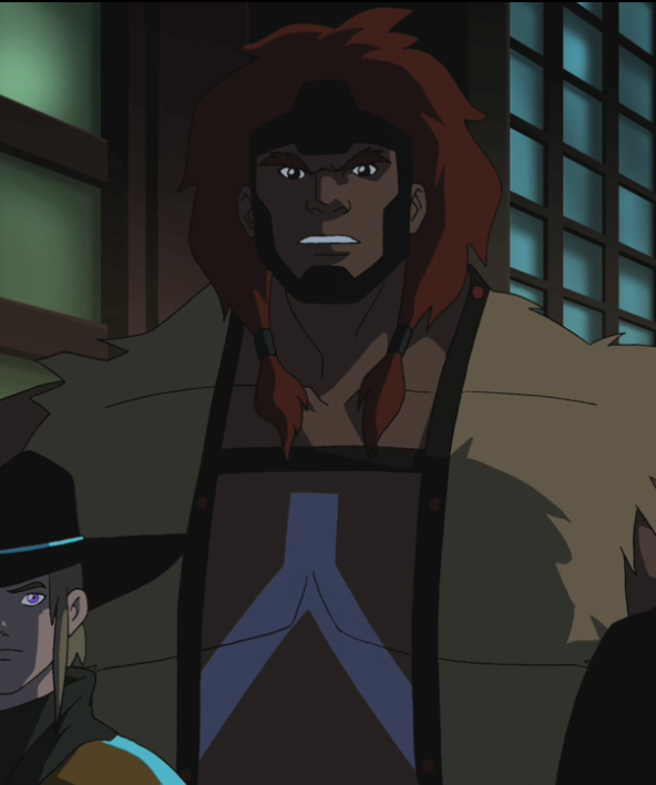 Bear (Earth-16)