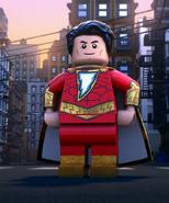 Billy Batson Lego DC Heroes 0002