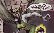 Bizarro Hawkgirl (New Earth)