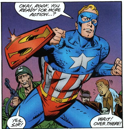 Clark Kent (Amalgam Universe)