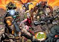 Creature Commandos 002