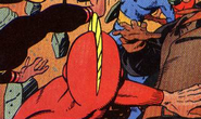 Crimson Avenger Golden Age