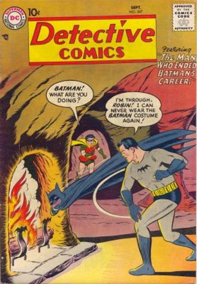 Detective Comics Vol 1 247