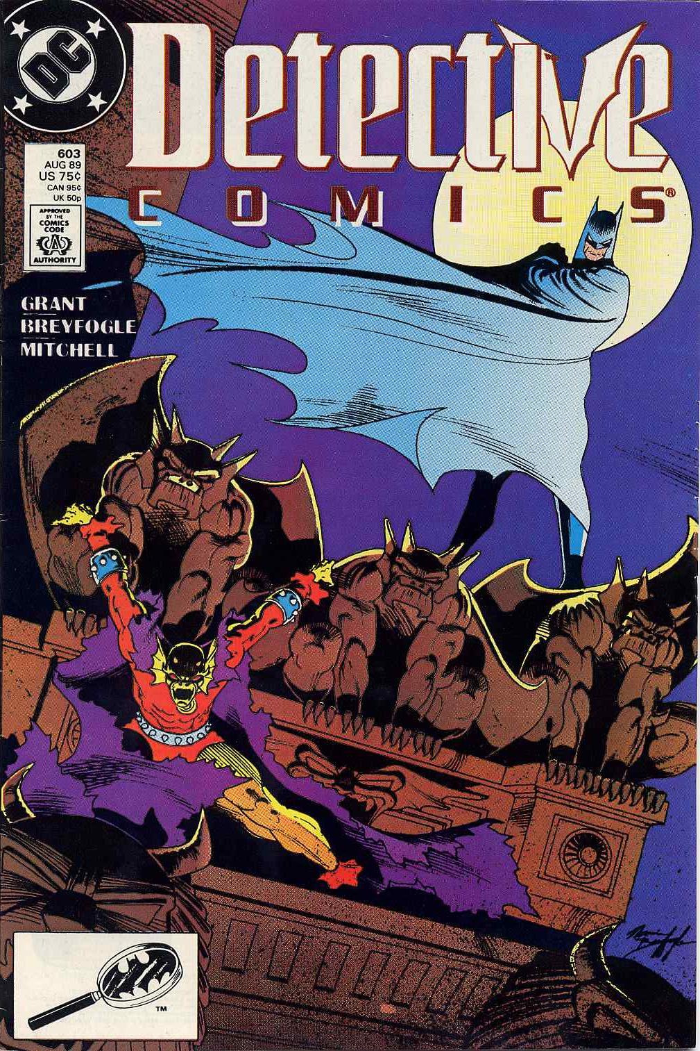 Detective Comics Vol 1 603
