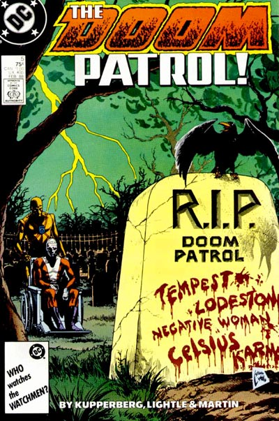 Doom Patrol Vol 2 5