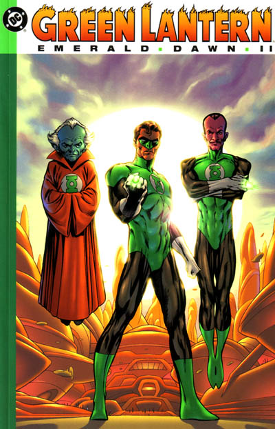 Green Lantern: Emerald Dawn II (Collected)