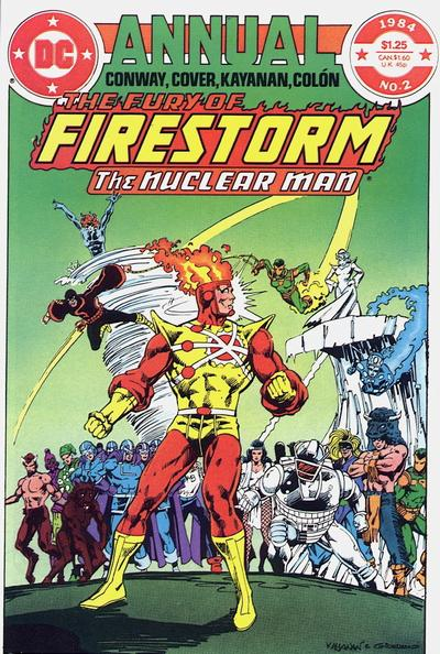 Firestorm Annual Vol 2 2