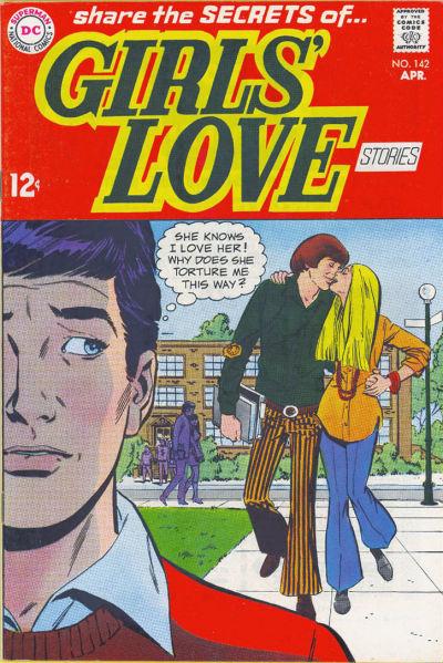 Girls' Love Stories Vol 1 142