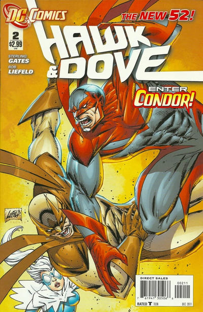 Hawk and Dove Vol 5 2