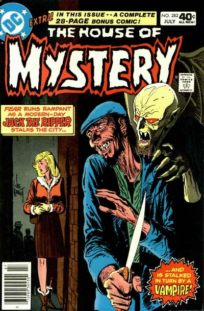 House of Mystery Vol 1 282